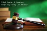 Tampa family law attorney